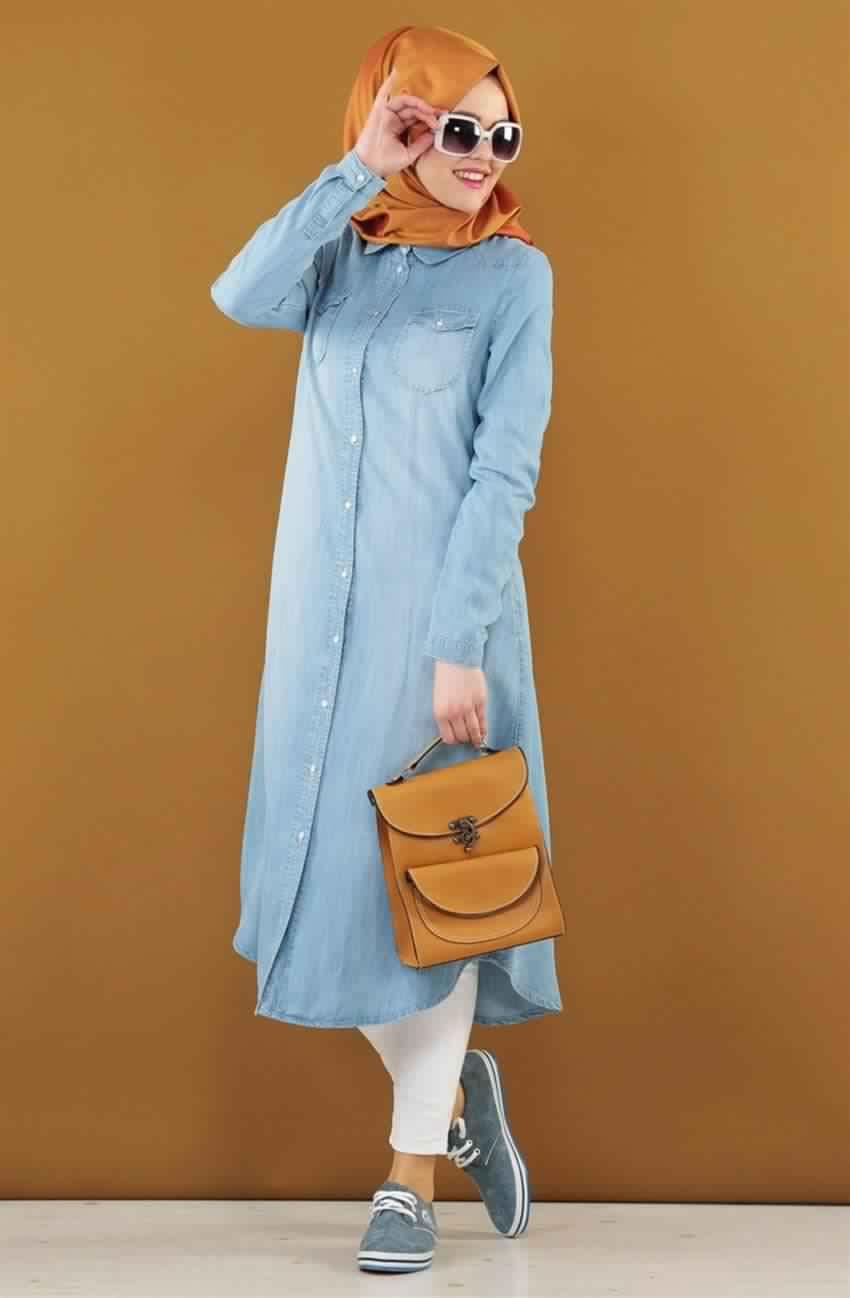 Tuniques Longues Pour Hijab9