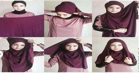 Tutoriels Hijab Modernes14