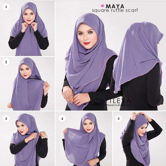 hijab tuto16