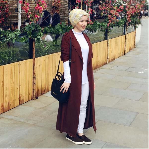 Connu Hijab Mode : 20 looks Pour Sublimer Votre Style Hijab - astuces hijab WH48