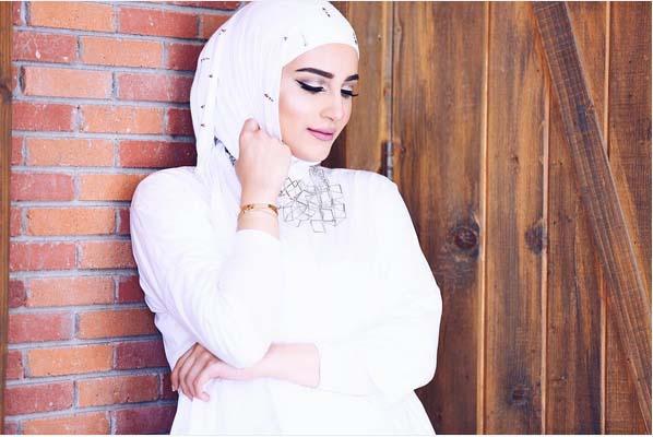 Comment Mettre Le Collier de Perles Avec Le Hijab