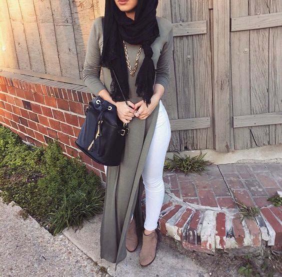 Comment le porter correctement Avec Le Hijab.12