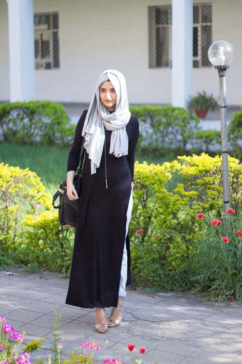 Comment le porter correctement Avec Le Hijab.14