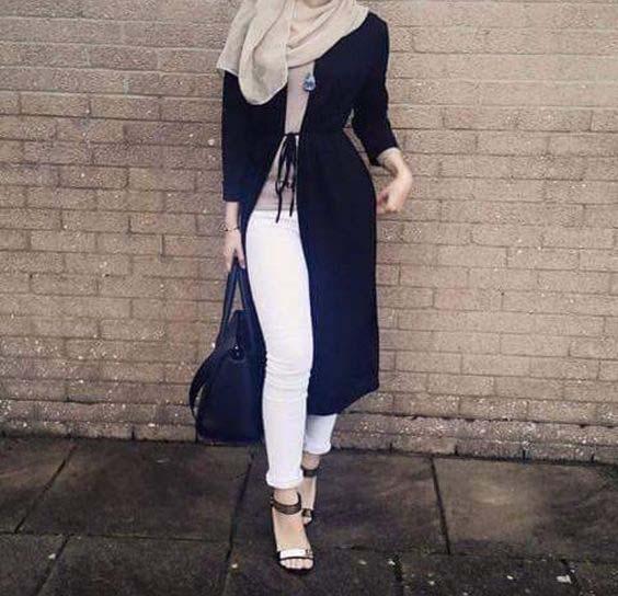 Comment le porter correctement Avec Le Hijab.3