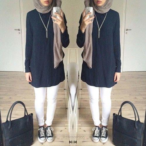 Comment le porter correctement Avec Le Hijab.5