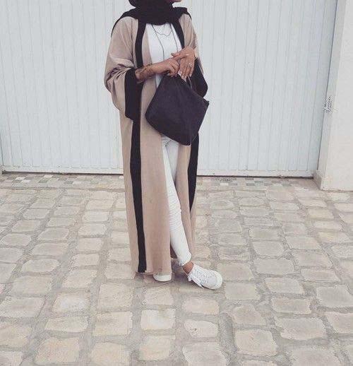 Comment le porter correctement Avec Le Hijab.7