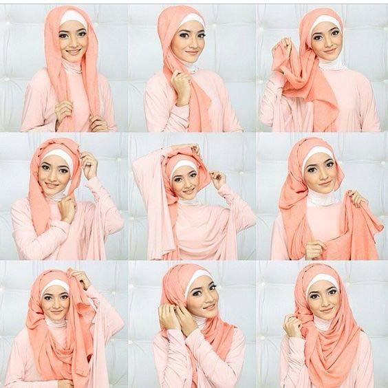 Hijab festif.1