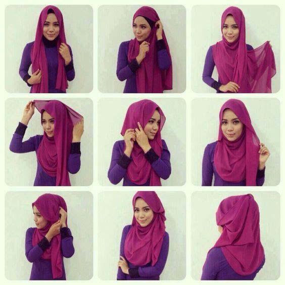 Hijab festif.14