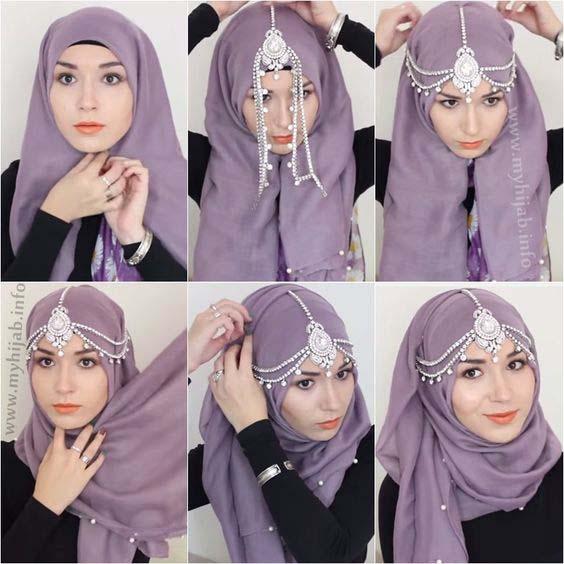 Hijab festif.16
