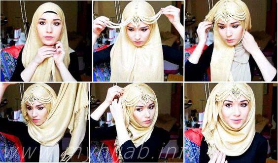 Hijab festif.2
