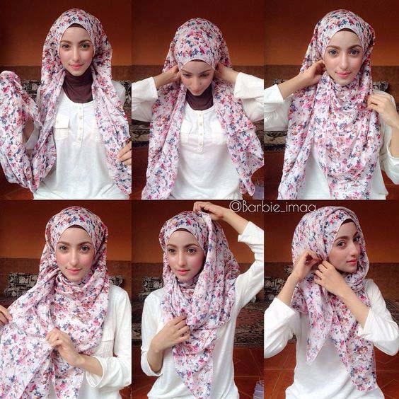 Hijab festif.4