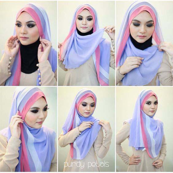 Hijab festif.5
