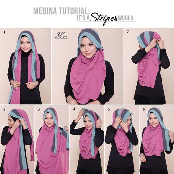 Hijab festif.7