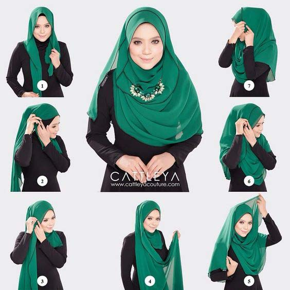 Hijab festif.8