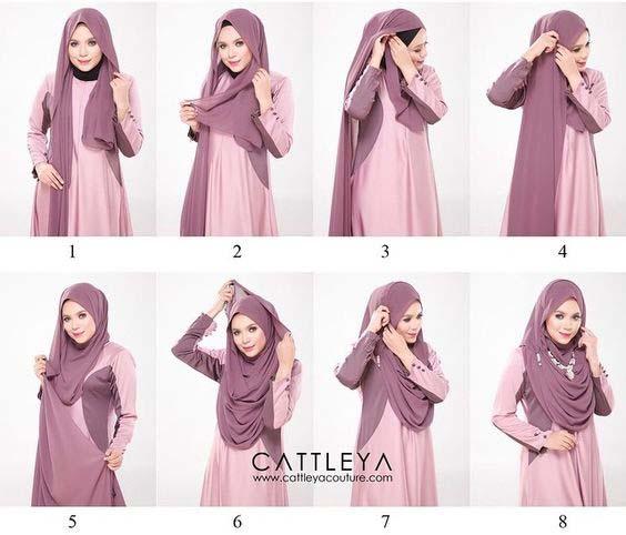 Hijab festif.9