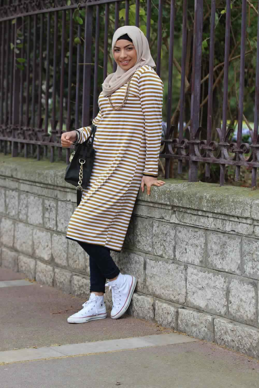 Le Look été 2016 -  24 Tenues femme Voilée Modernes Et Pas Chers