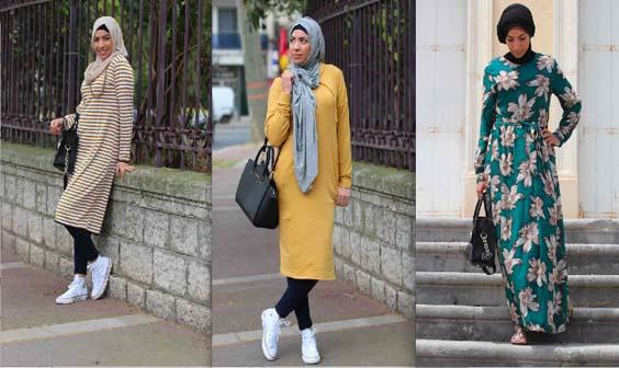 Le Look été 2016 -  24 Tenues femme Voilée Modernes Et Pas Chers 20