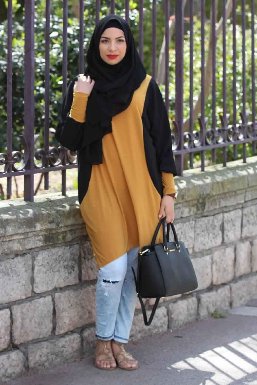 Le Look été 2016 -  24 Tenues femme Voilée Modernes Et Pas Chers 7