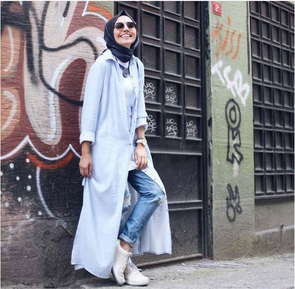 Hijab Style Instagram 2016