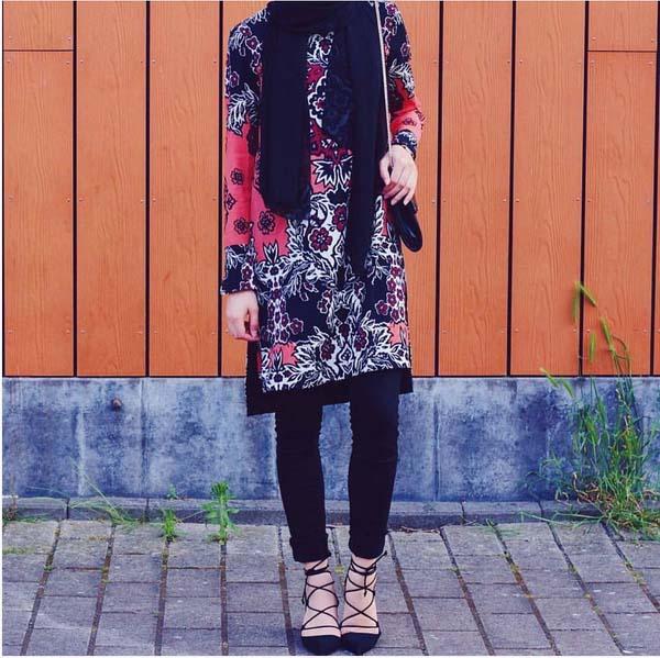 Looks Hijab Légers et Confortables