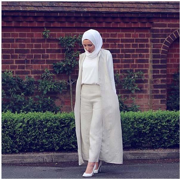 Looks Hijab Légers et Confortables1