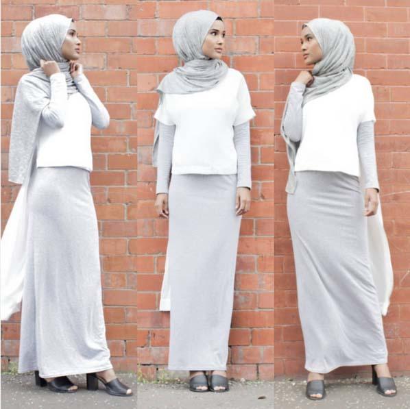 Looks Hijab Légers et Confortables20