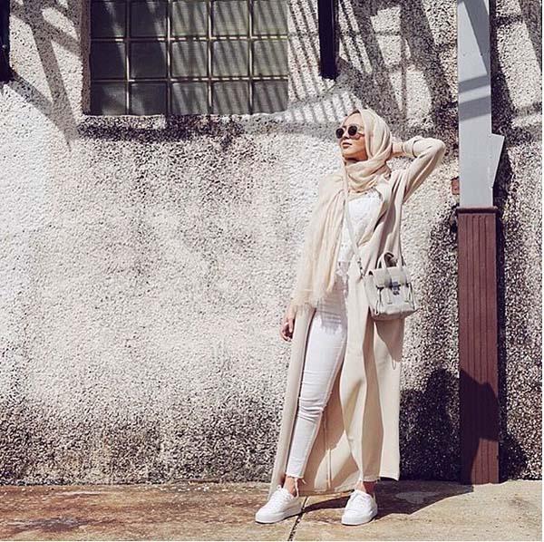 Looks Hijab Légers et Confortables3
