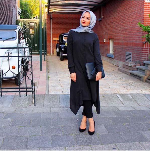 Looks Hijab Modernes1
