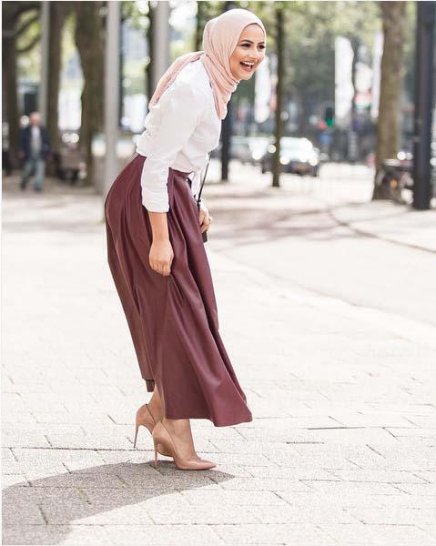 Looks Hijab Modernes10