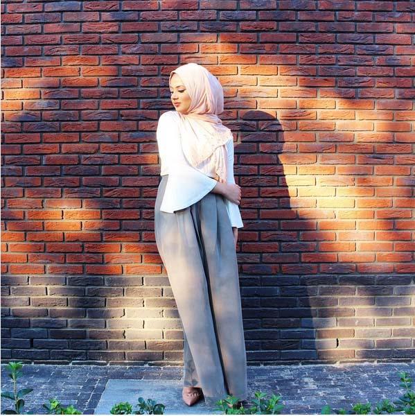 Looks Hijab Modernes11