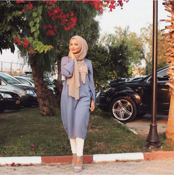 Looks Hijab Modernes14