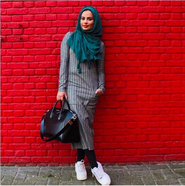 Looks Hijab Modernes17