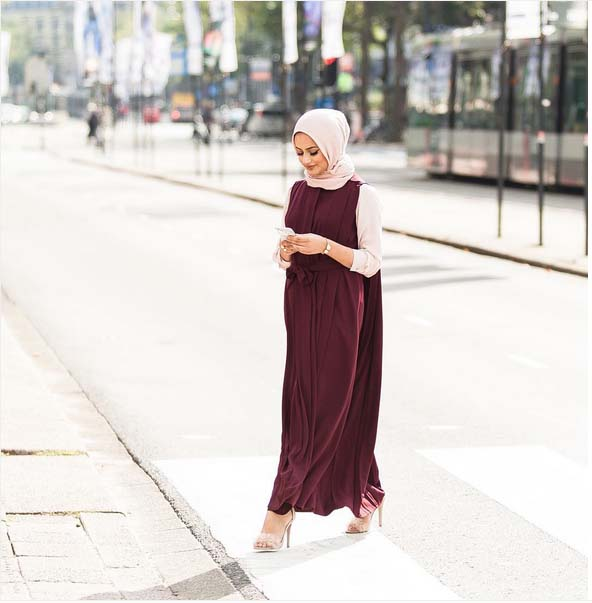 Looks Hijab Modernes18