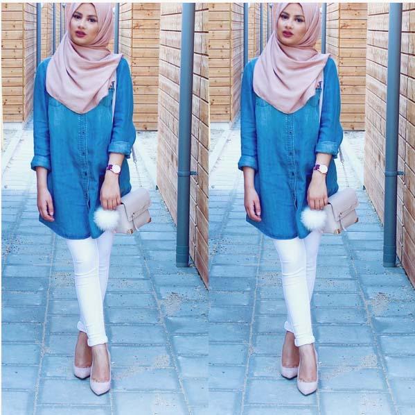 Looks Hijab Modernes19