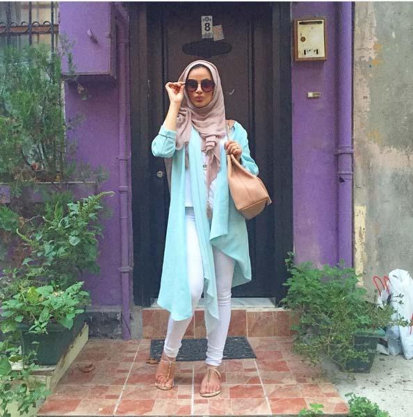 Looks Hijab Modernes5