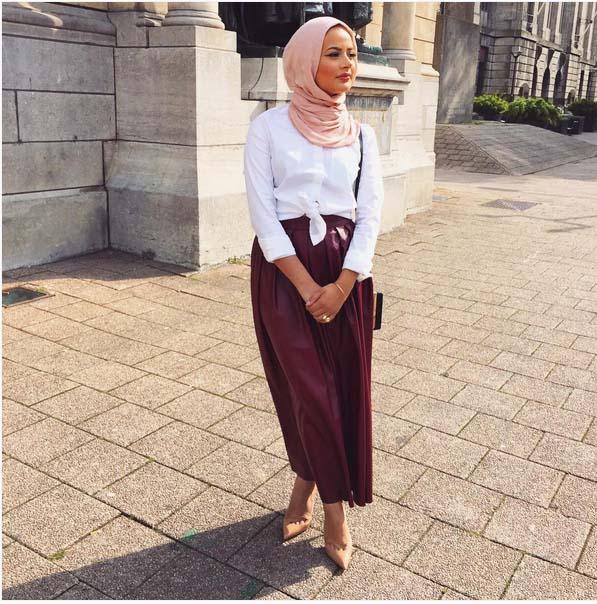 Looks Hijab Modernes7