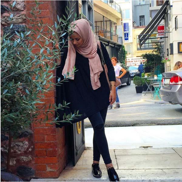Looks Hijab Modernes9