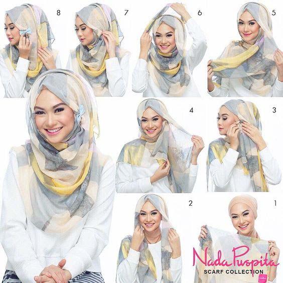 Mettre Le Hijab Moderne