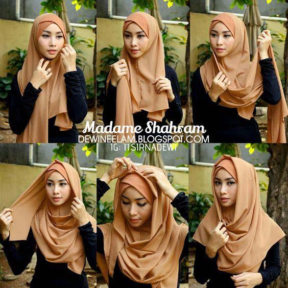 Mettre Le Hijab Moderne12