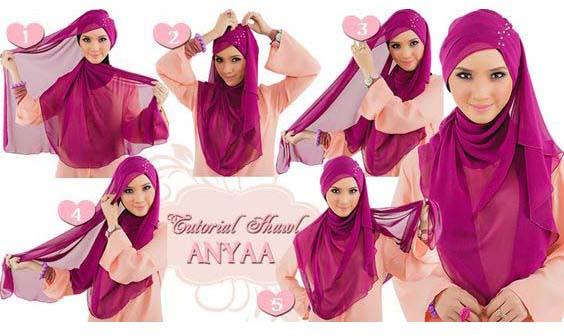 Mettre Le Hijab Moderne19