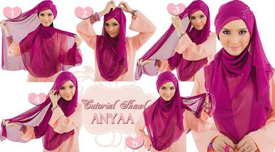 Mettre Le Hijab Moderne2