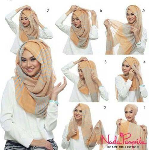 Mettre Le Hijab Moderne5