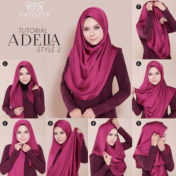 Mettre Le Hijab Moderne9