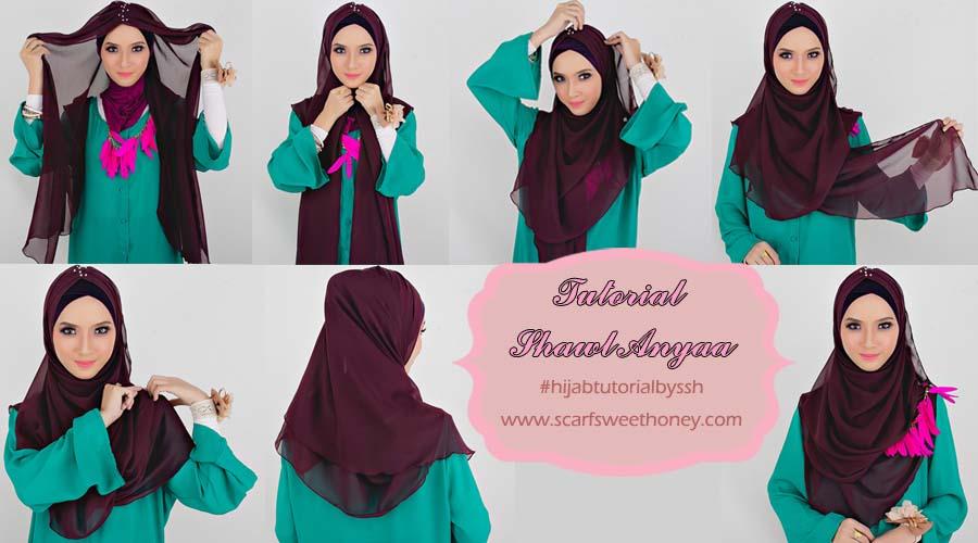 Mettre Son Hijab Moderne