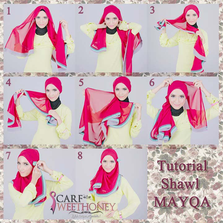Mettre Son Hijab Moderne10