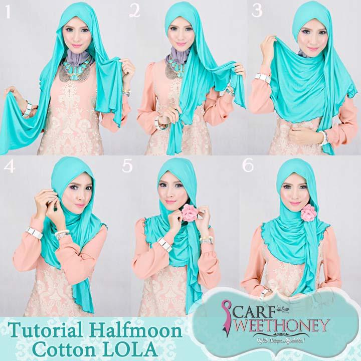 Mettre Son Hijab Moderne11