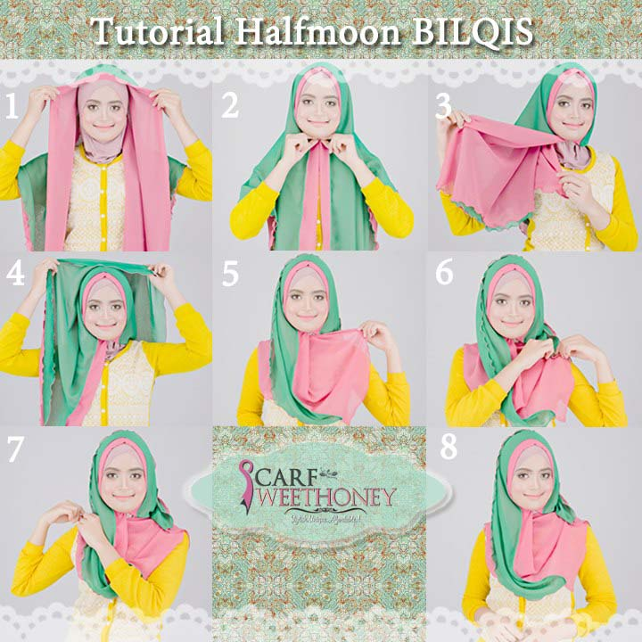Mettre Son Hijab Moderne14
