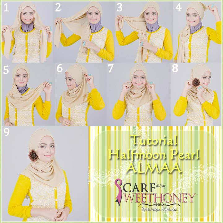Mettre Son Hijab Moderne17