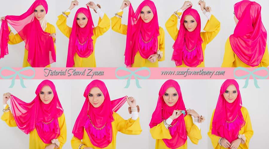 Mettre Son Hijab Moderne2