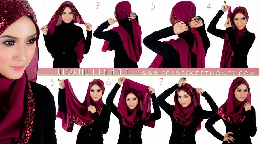 Mettre Son Hijab Moderne3